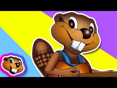 Beavers Are My Friends - Music for Kids