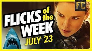 Flicks of the Week #12 | Good Movies to Watch on Netflix, Prime & More! | Flick Connection