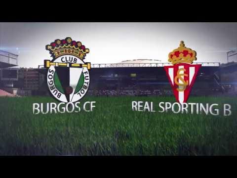 Burgos CF 1-1- Real Sporting B