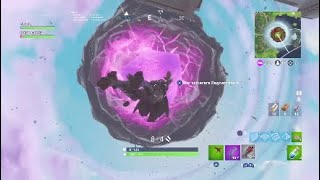 Absurd bug with the new island -FortNite-