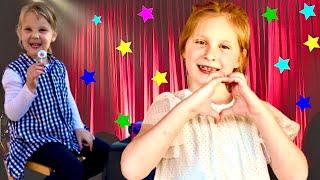 Talent Show: Zoja i Asja se igraju Supertalent