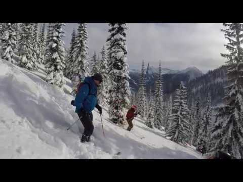 CMH Heli Skiing - K2 Rotor Lodge, British Columbia