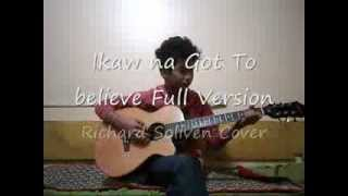 Download Ikaw na na na Harana Got to believe Full Version MP3 song and Music Video