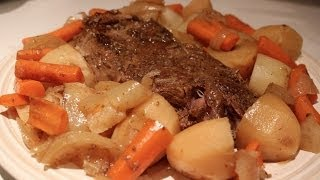 The Hillbilly Kitchen - Perfect Pot Roast