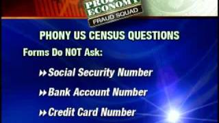 Fraud Squad: Phony E-Mails Targert 2010 U.S. Census