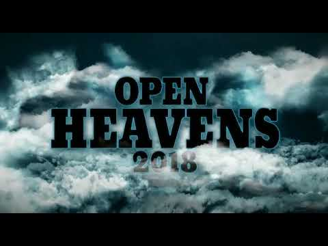 Winnipeg, Canada...Get ready to experience Open Heavens!