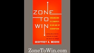 "Chalk Talk on Geoffrey Moore's New Book ""Zone to Win"""