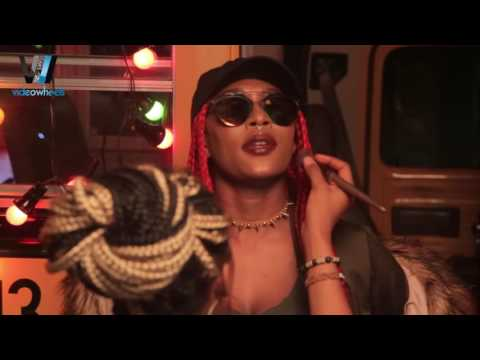 BEHIND THE SCENES, CYNTHIA MORGAN FT STONEBWOY,
