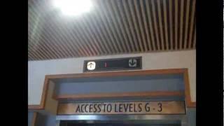 Dover Traction A Elevator's @ Pocono Medical Center East Stroudsburg Pa