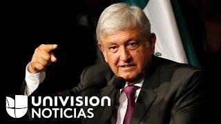 López Obrador propone amnistía para los narcos a cambio de alcanzar la paz en México