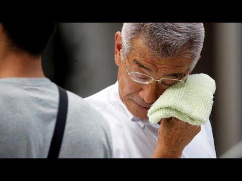 اليابانيون يواجهون ارتفاعا قياسيا في درجات الحرارة  - نشر قبل 1 ساعة