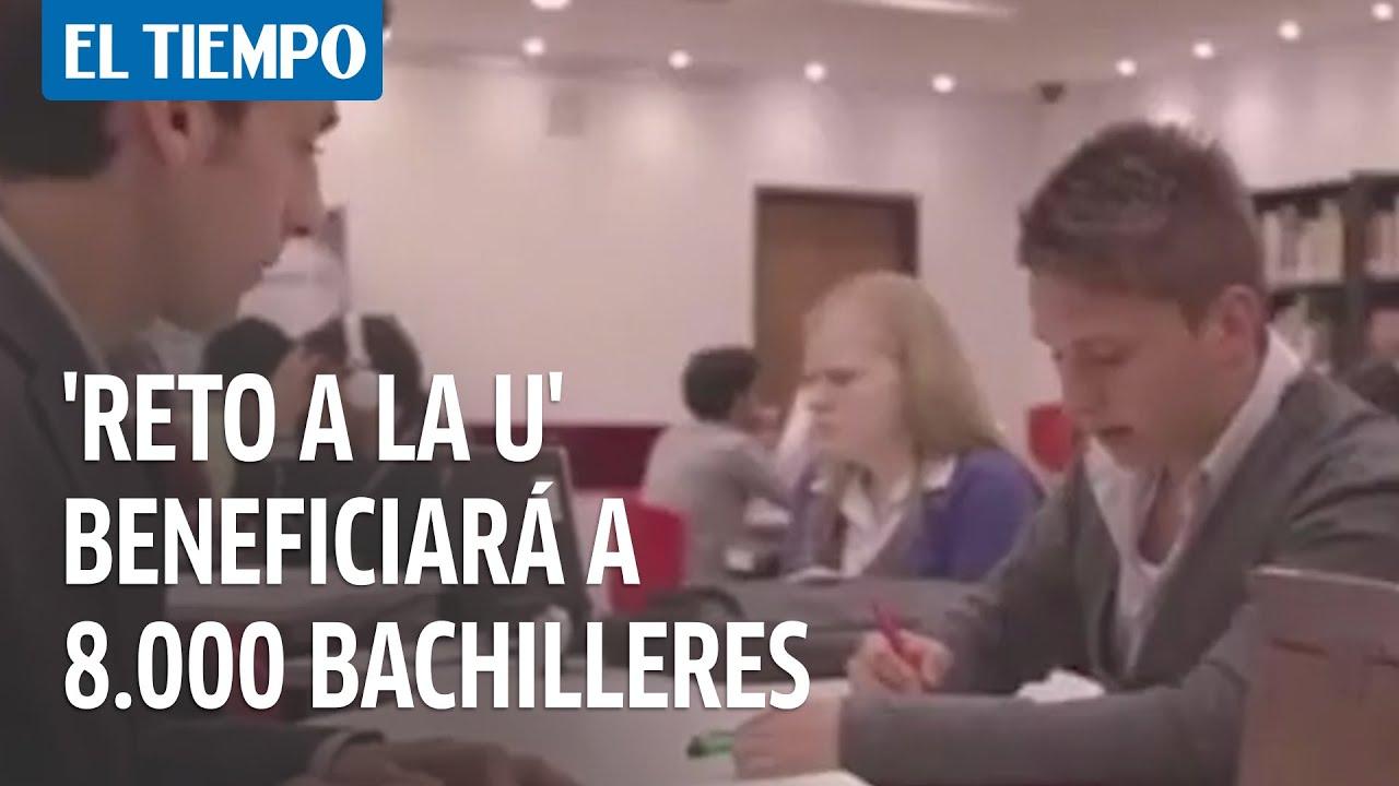 8.000 bachilleres podrán acceder de forma gratuita a la educación superior