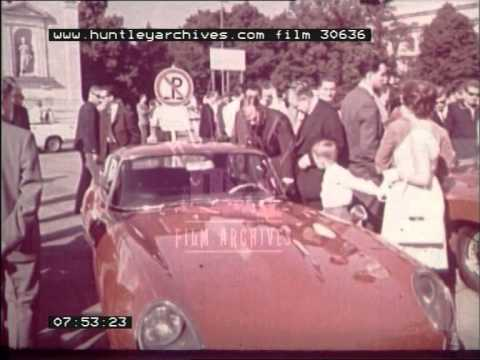 Exports from Britain to Europe, 1960's - Film 30636