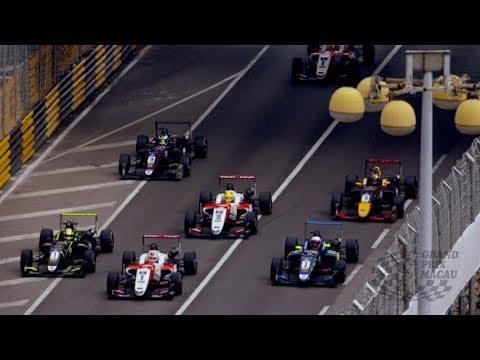 64th MGP F3 Macau Grand Prix - FIA F3 World Cup Highlights in 4K (Ultra HD)