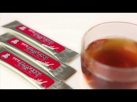 KGC Korean Red Ginseng Extract Tea Mild