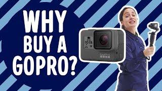 Hvorfor kjøpe GoPro? Elkjøp forklarer