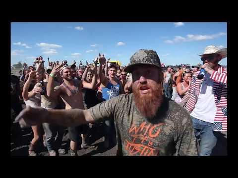 Hosier- Redneck Rave Anthem (Official Music Video) Ft. Ryan Upchurch