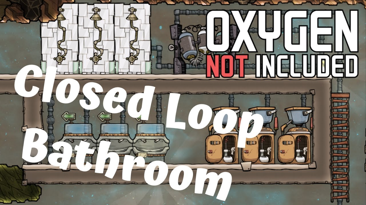 Efficient Fish Farm Tutorial Oxygen Not Included Youtube