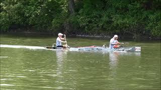 2018 - General Clinton Canoe Regatta - Wells Bridge