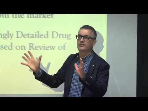 28 Oct 2015 – Trudo Lemmens – Pharmaceutical Regulation and Industry's Knowledge Control and Fraud