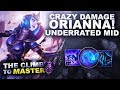 ORIANNA DOES CRAZY DAMAGE! MOST UNDERRATED MID LANER! - Climb To Master S9 | League Of Legends