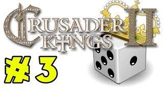 Crusader Kings II: Holy Fury - RANDOM WORLD - Episode 3