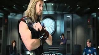 Repeat youtube video The Avengers ( Osvetnici ) trailer sa prevodom
