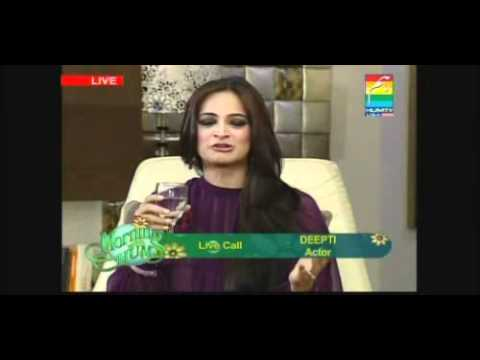 Fahad Mustafa Arisha Razi Sajal Ali On Morning With Hum May 26 P4