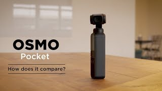 Osmo Pocket vs. Osmo Mobile 2 vs. Osmo!