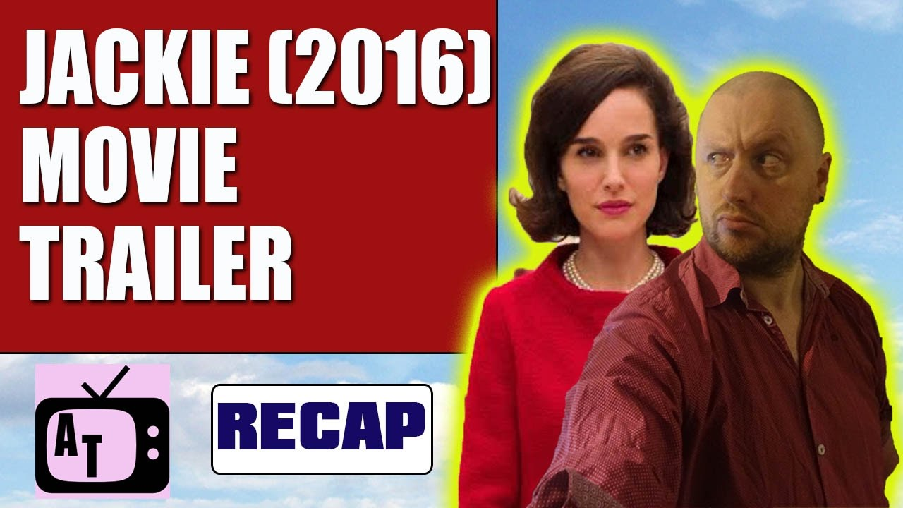 Jackie Movie Trailer Reaction - Natalie Portman as Jackie Kennedy | Aerial  Telly #62