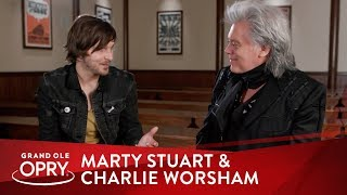 Charlie Worsham & Marty Stuart