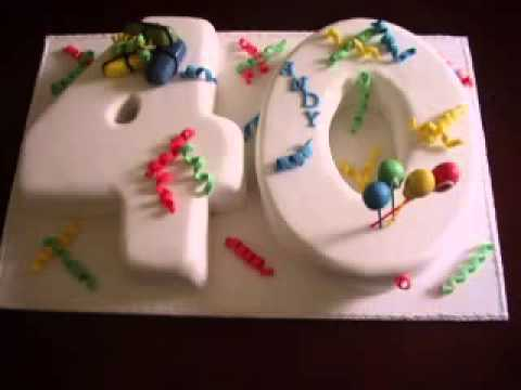 Birthday Cake Decorations Ideas For Men