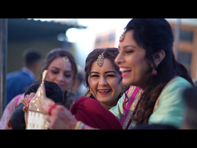SUKHDEEP & PREETPAL / WEDDING LOVE STORY