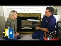 How to improve wood-burning fireplace efficiency