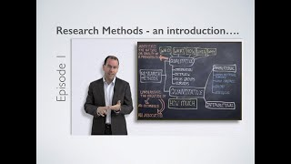 Research Methods - Introduction thumbnail