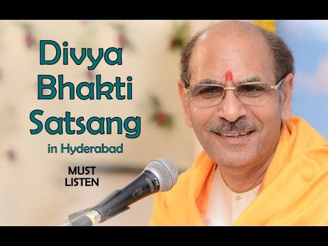 Divye Bhakti Satsang | HH Sudhanshuji Maharaj | Hyderabad 2017