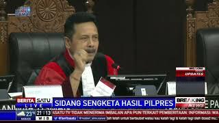 Ketika Para Hakim MK Bertanya ke Saksi Ahli Jokowi-Ma'ruf