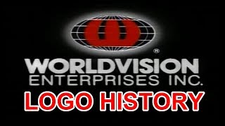 [#709] Worldvision Enterprises Logo History (1973-1999)