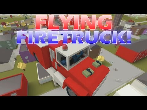 FLYING FIRETRUCK! - Apocalypse Rising Lets Play | EP. 39