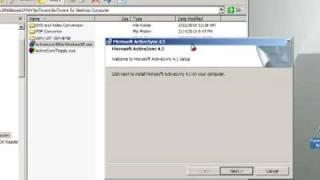 видео Microsoft ActiveSync 4.5 русская версия, скачать бесплатно
