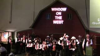 Prairie Mountain fiddlers - Calgary Stampede 2013 - Part 3 of 4