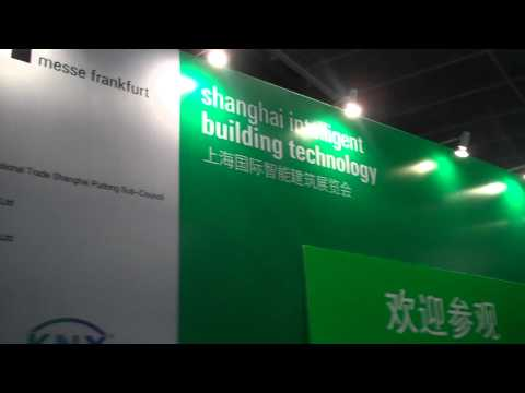 CABA @ 2012 Shanghai Intelligent Building Technology