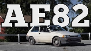 1987 Toyota AE82 Corolla FX Hatch: Regular Car Reviews