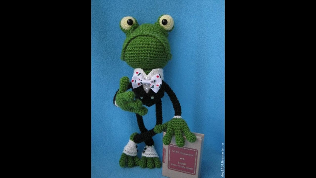 Don't Frog that Frog: 10 Free Crochet Frog Patterns! - moogly | 720x1280