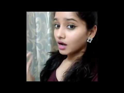 New Upcoming  Actress Shilpa Thakre, Amazing Face Expression on Songs Part 1 | by YTube Fusion