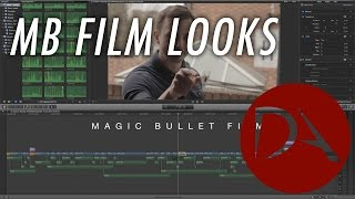 HowTo Get Film Look / Grain in #FCPX