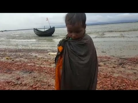Aid groups demand access to Myanmar conflict zone