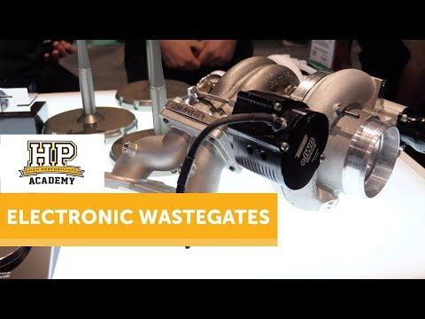 Electronic Wastegate Control Is Here! | Turbosmart eWG At SEMA [TECH TALK]
