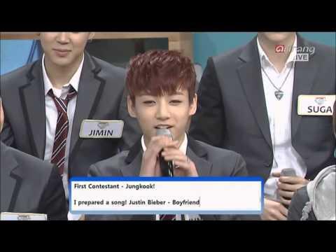 BTS Jungkook's Cover to JB Boyfriend