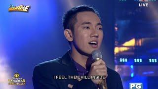 John Michael dela Cerna | Your love | Tawag ng Tanghalan semi-finals Day 6